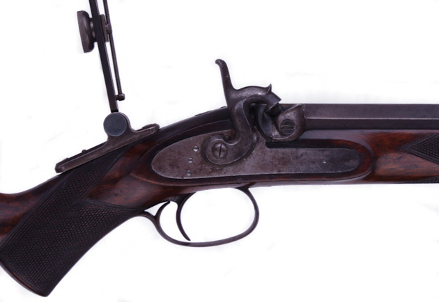 Fisher rifle