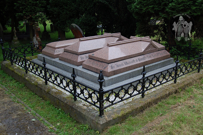 Whitworth grave
