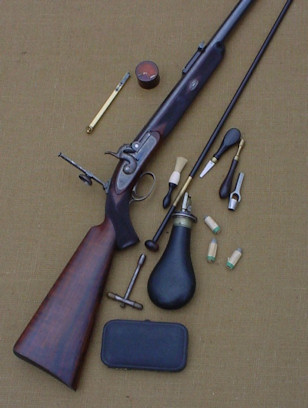 Whitworth match rifle
