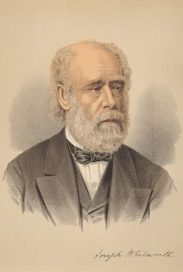 Sir Joseph Whitworth, Bart.