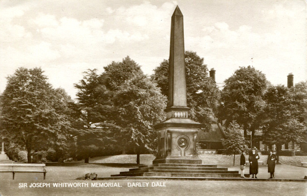 Whitworth monument