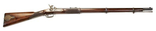 Whitworth rifle