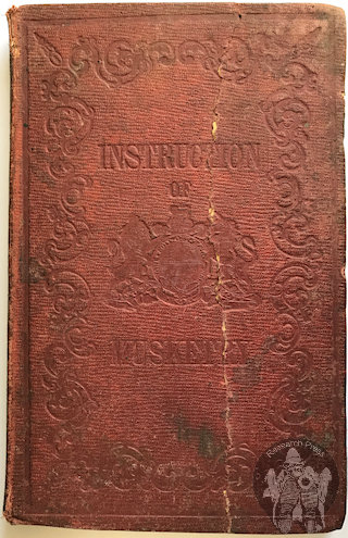 Musketry Instruction 1867