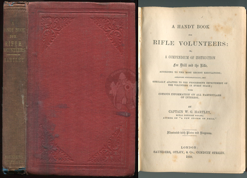 A Handy Book for Volunteers